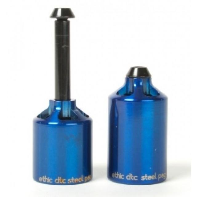 Ethic Steel Pegs Blue