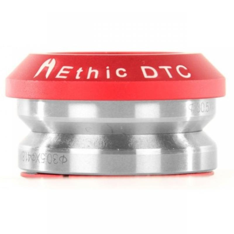 Ethic DTC Integrated Basic Headset Red