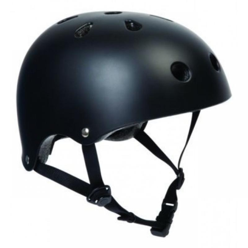 Prilba SFR Essentials Matt Black Helmet XXS-XS
