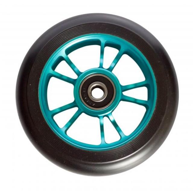 Blunt 10 Spokes 100 mm Wheel Teal