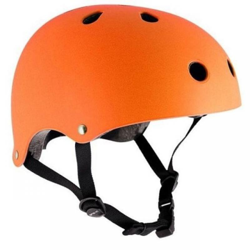 Prilba SFR Essentials Orange Helmet S/M
