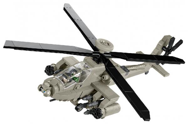 Stavebnica Armed Forces AH-64 Apache, 1:48, 510 k