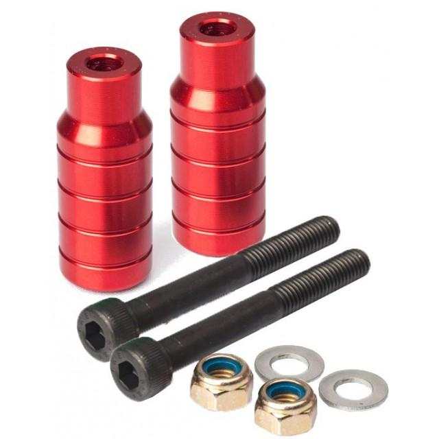 Apex Grind Pegs Red