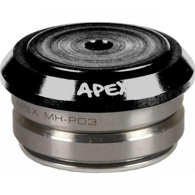 Apex Integrated Headset Black
