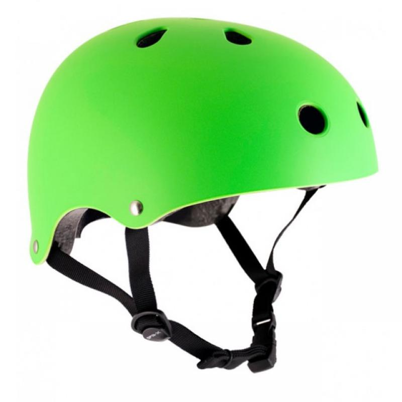 Prilba SFR Essentials Green Helmet S/M