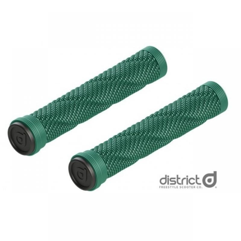 Gripy District G15R Rope 164 Green