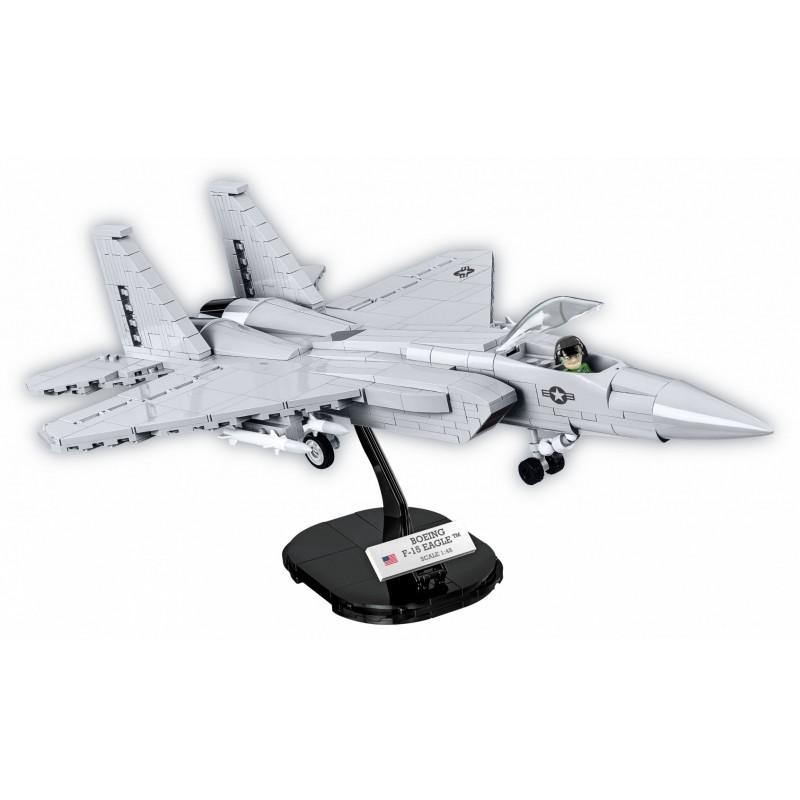 Stavebnica Armed Forces F-15 Eagle, 1:48, 590 k