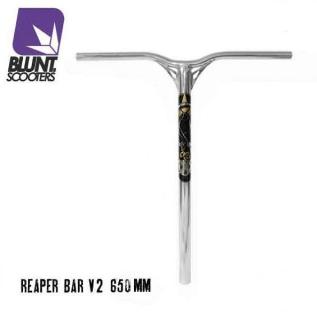 Blunt Reaper V2 ALU Bars 600 Polished