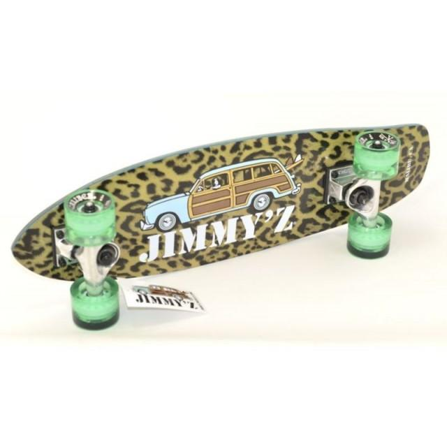 JIMMY´Z Micro Kicktail Leopard