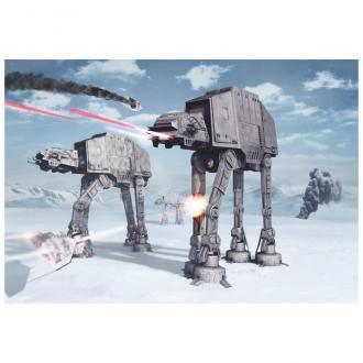 Fototapeta  Star Wars - Battle of Hoth