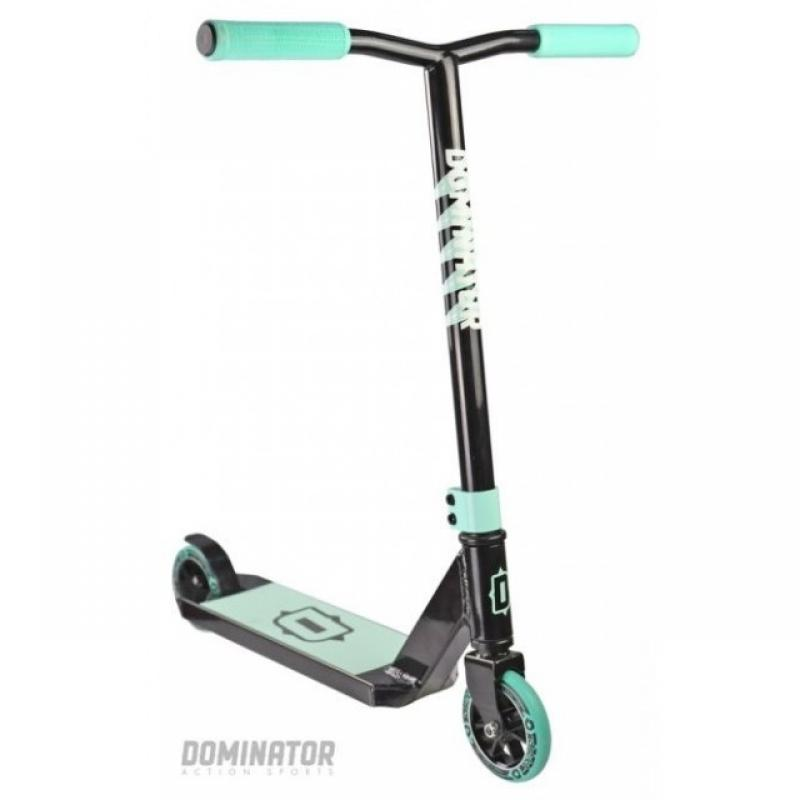 Freestyle kolobežka Dominator Trooper Black Mint