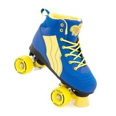 RIO -  Rio Roller Pure Quad Skate Blue / Yellow