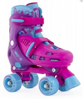 SFR -  SFR Hurricane Quad Skate Purple / Blue